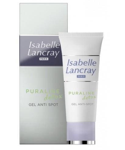 Isabelle Lancray PURALINE DETOX Gel Anti-Spot - Pattanás elleni gél 15 ml