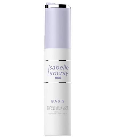 Isabelle Lancray BASIC LINE Soft Cleansing Milk - tisztító emulzió nedvességszegény bőrre 250 ml