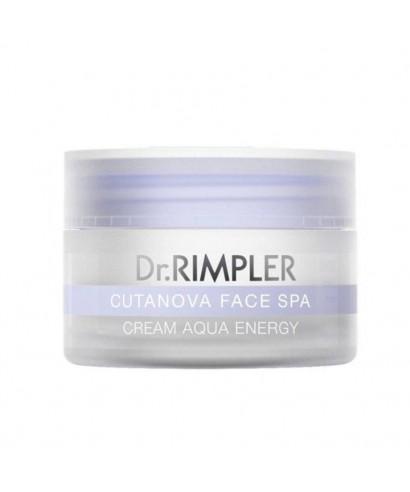 Dr. Rimpler CUTANOVA FACE SPA Cream Aqua Energy - vitalizáló hidratáló krém 50 ml
