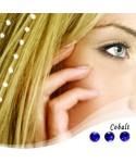 """Baalbek hajékszer """"cobalt"""" színben 96 köves"""