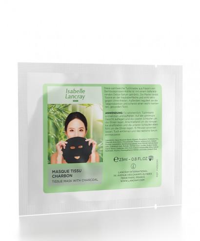 Isabelle Lancray PURALINE DETOX - méregtelenítő szén maszk
