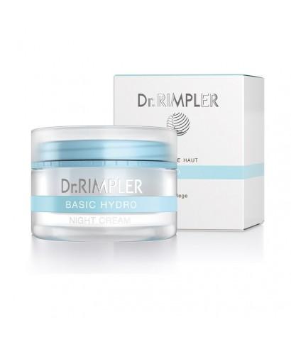 Dr. Rimpler BASIC LINE Night Cream - éjszakai és masszázs krém 50 ml