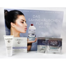 Teszter csomag száraz (vízhiányos, zsírhiányos) bőrre