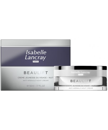 Isabelle Lancray BEAULIFT Night Cream - botox hatású éjszakai krém 50 ml