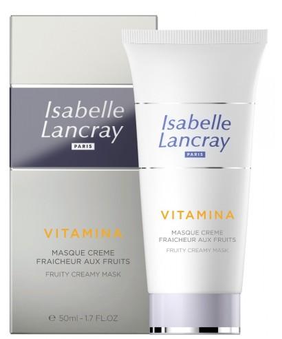 Isabelle Lancray VITAMINA  Fruity Creamy Mask - multivitamin maszk 50 ml