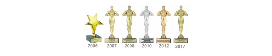 Oscar-díjas kozmetikumok